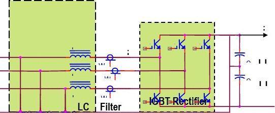 IGBT整流和相控整流的差异