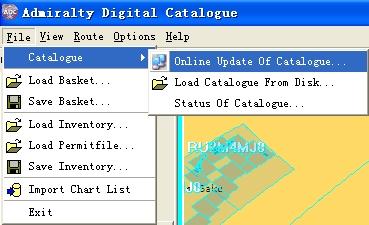 UKHO选图软件选图方法