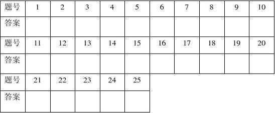八年级上科学第一次月考(答卷)