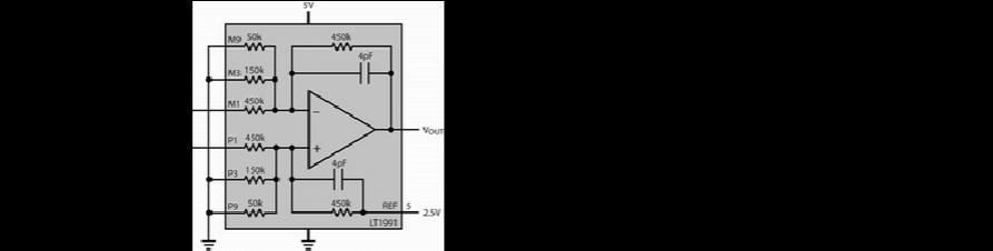 高端电流检测缩小年夜器简化了一项复杂的义务