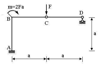 静定刚架题_02彭旭龙-结构力学机考题库二(静定梁与刚架)(选择题