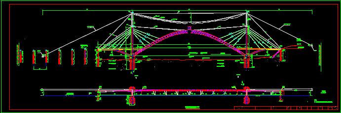 缆索吊装系统在复杂环境条件下的科学合理布局