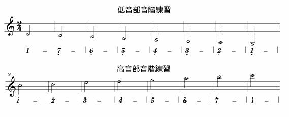 24孔复音口琴教程图片