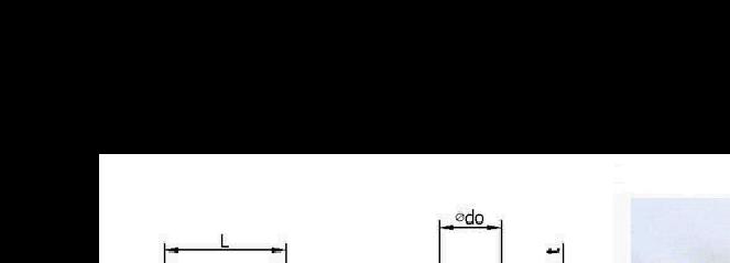 常用拉铆螺母规格表