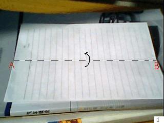 一张纸折战斗机 可以飞的