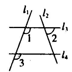 浙教版初中数学八年级上册第一章《平行线》单元复习试题精选 (566)