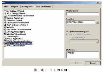 VC++动态链接库编程