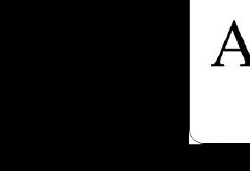小学英语26个字母标准手写体贴图