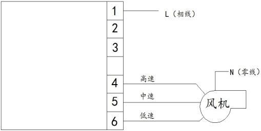 制冷接线图                  2,两管制加热,制冷接线图 电动阀受温度图片