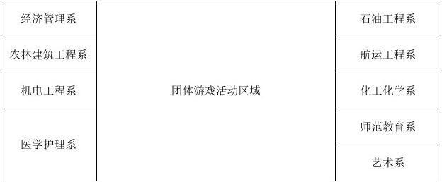 """""""5.25我爱我""""广场心理游戏活动安排(2018.5.22)"""