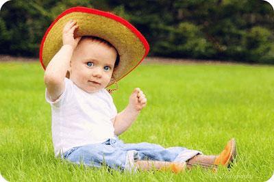 八个月婴儿的早教经