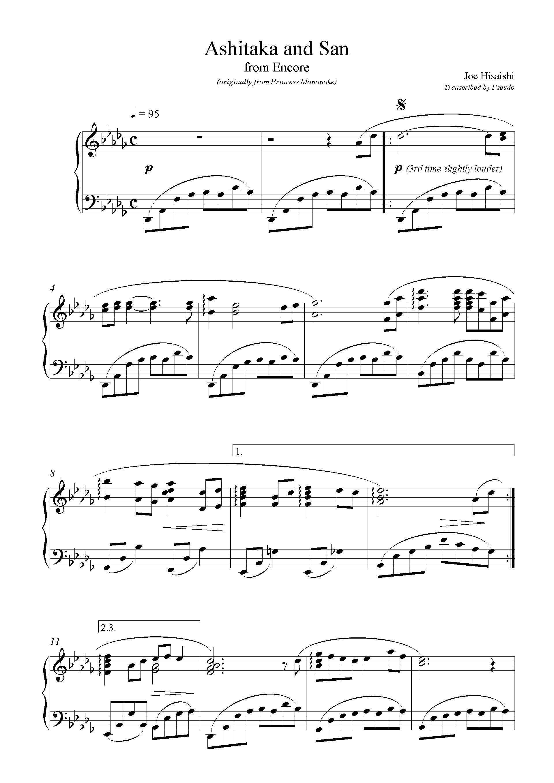 卡农钢琴 幽灵公主 钢琴指法 使用技巧 加勒比海盗 野蜂飞舞 钢琴简谱