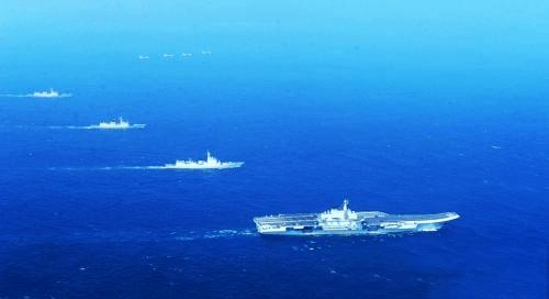 俄罗斯专家:中国成为新海上超级大国!