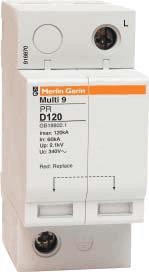 PR120可拔插电涌保护器简介20080801