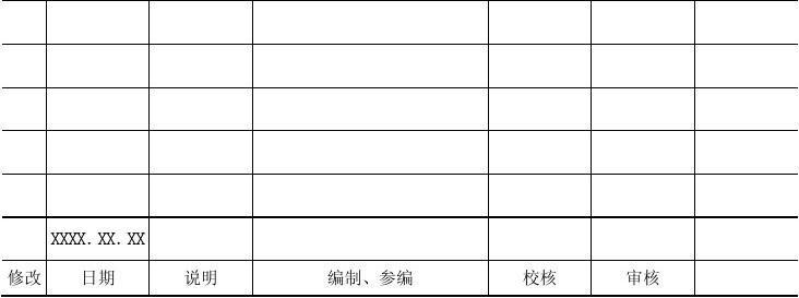 SDEP-SPT-PE1001 工艺设计一般规定格式化