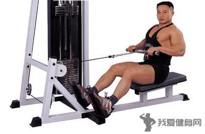 健身房背阔肌训练方法计划总结