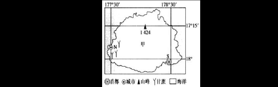 黑龙江省齐齐哈尔市高三文综地理高考一模试卷