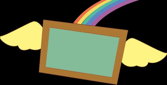 【高清背景电子手抄报模板】【精品电子小报模板】-读书小报通用模板