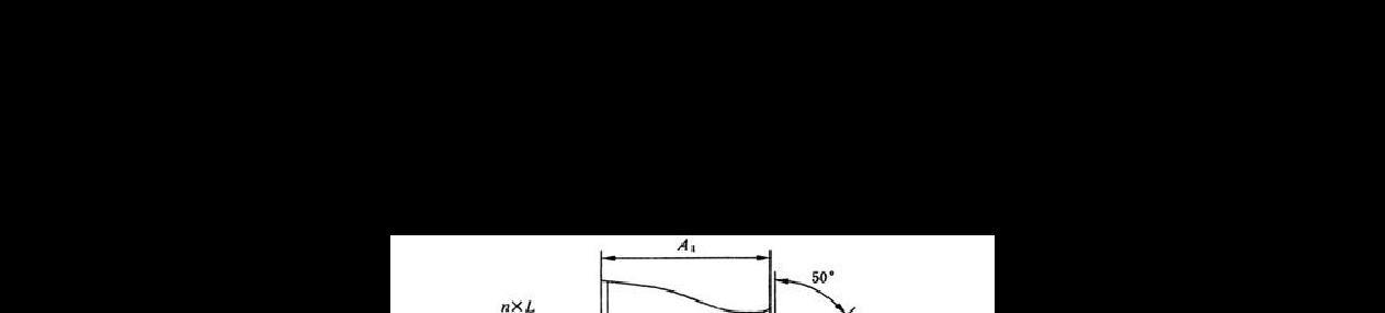 jb81-94机械部标准尺寸法兰