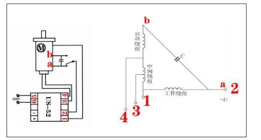 单相交流电机调速器的工作原理