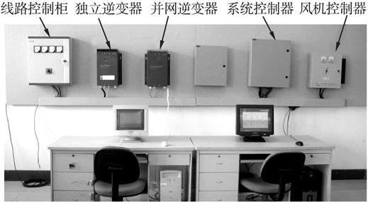 风光互补发电系统的实验研究