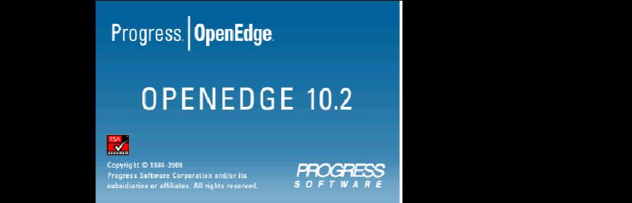 OpenEdge安裝文檔V1