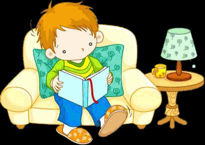 阅读欢乐共享a4读书卡电子小报成品,好书推荐手抄报模板,书香满园快乐