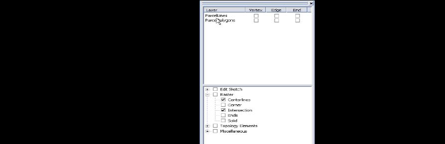 Arcmap常用矢量化工具使用技巧