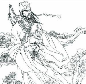 的人物,虚无缥缈;而熟悉道家文化的人会知道,吕洞宾在历史上确有其人图片