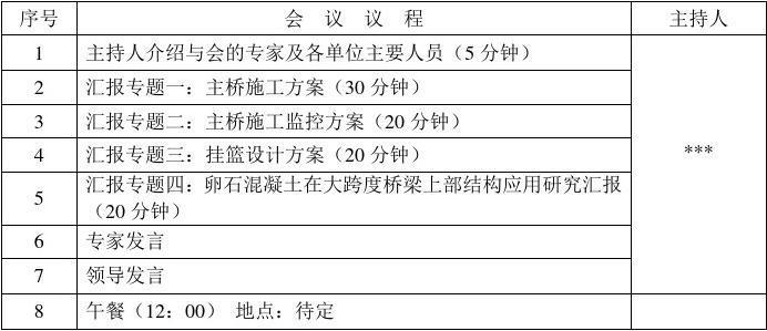 工程项目会议名称及议程yy图片