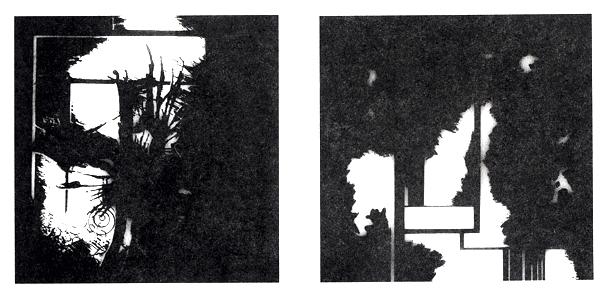 平面构成的基本形式——对比构成图片