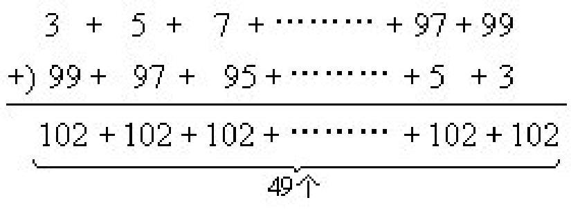 常用的巧算和速算方法