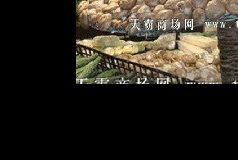 超市堆头陈列标准图片