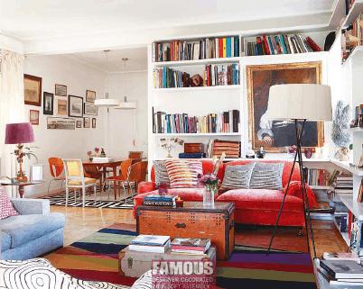 家居软装配饰设计的五个技巧图片