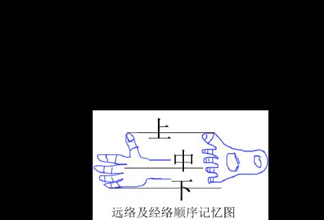 远络治疗 柯尚志 治疗点图及文字说明 读书笔记20151218 锚爪分享