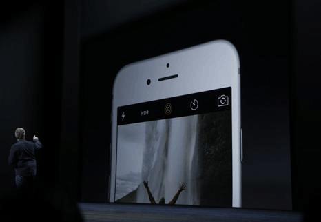 苹果发布了最新的iphone6和iphone6s plus.图片