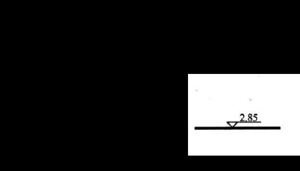 建筑标注符号大全_建筑给水排水图例与符号_word文档在线阅读与下载_文档网