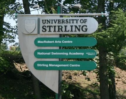斯特林大学教学水平
