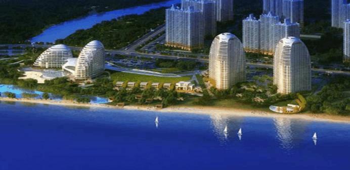 亚胜置业——海天翼北京人最便捷的滨海居所