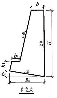 5浆砌主题情况结合挡墙片石根据v主题形式交底现场图书及卧室土质地形设计图技术图纸图片