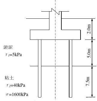 基础工程计算题