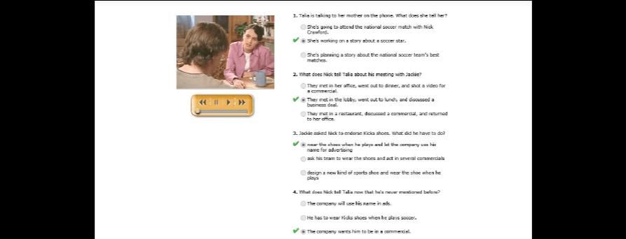 朗文交互英语3答案_朗文交互英语第四级A.1The Straight Story_word文档在线阅读与下载_文档网