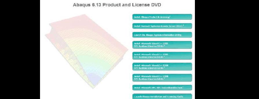ABAQUS_6.13.1_Win64_SSQ 详细图文安装过程