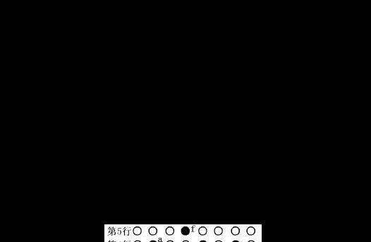 《用数对确定位置》word单元练习题