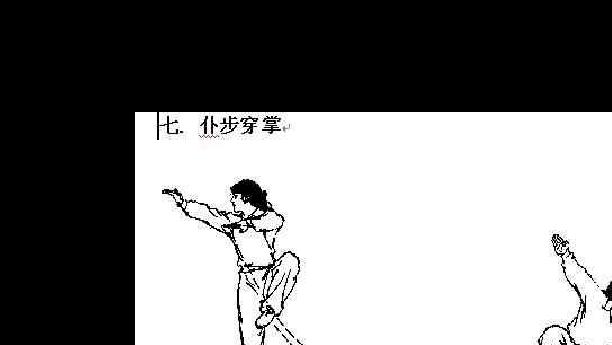 武术除了五步拳还有什么拳?