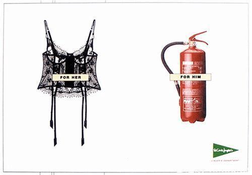 平面广告设计创意分析图片