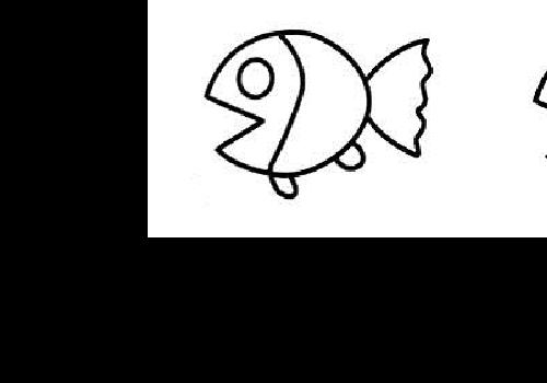 幼儿儿童简笔画教程1