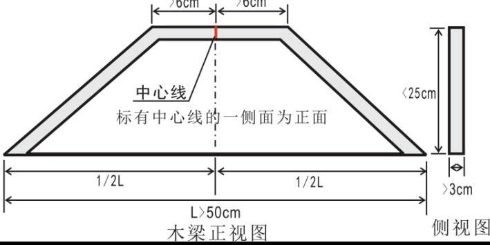 木梁承重项目及规则图片