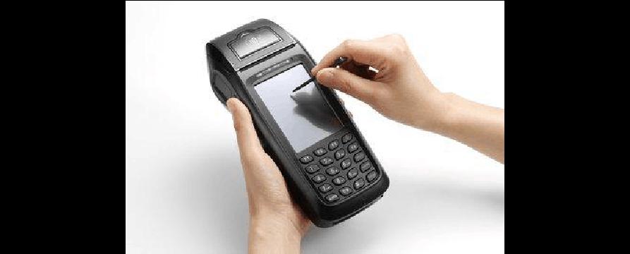 如何使用个人pos机刷卡机