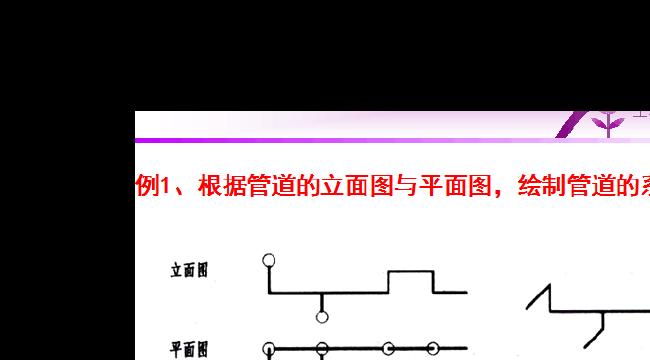 化工管道识图图例